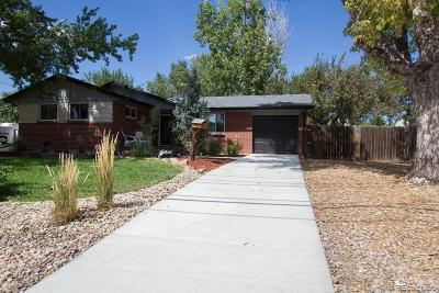 Single Family Home Under Contract: 9725 West 66th Avenue