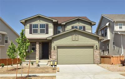 Commerce City Single Family Home Active: 17859 East 108th Place