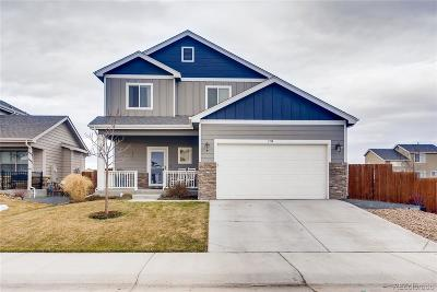 Milliken Single Family Home Under Contract: 1714 Sunset Circle