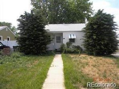 Aurora, Denver Single Family Home Active: 1717 Elmira Street
