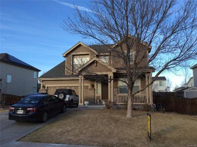 Thornton Single Family Home Active: 12936 Kearney Street