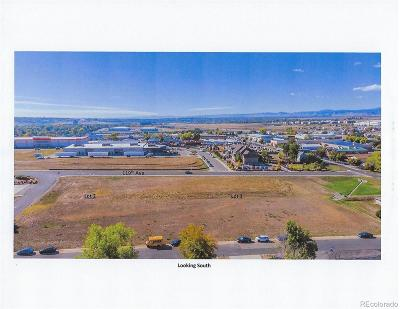Broomfield Residential Lots & Land Active: 7051 West 119th Avenue