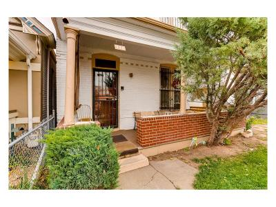 Denver Single Family Home Under Contract: 440 Galapago Street