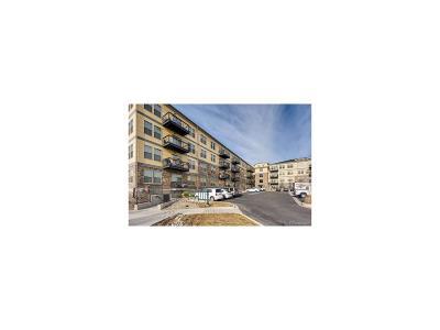 Broomfield Condo/Townhouse Under Contract: 13598 Via Varra #218