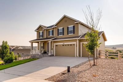 Castle Rock Single Family Home Active: 5456 Spring Ridge Trail