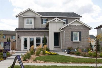Aurora Single Family Home Active: 7233 South Scottsburg Way