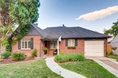 East Colfax, Montclair Single Family Home Active: 1380 Magnolia Street