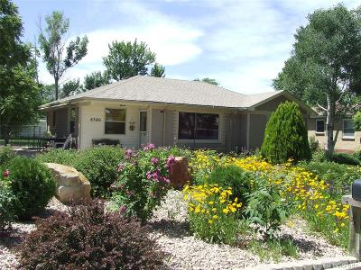 Henderson Single Family Home Active: 8380 East 105th Avenue