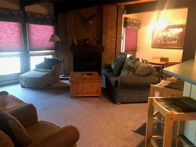 Condo/Townhouse Under Contract: 2700 Village Drive #101E