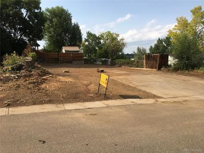 Denver Residential Lots & Land Active: 2033 Moselle Street