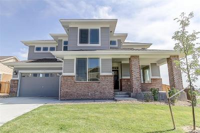 Castle Rock Single Family Home Active: 1365 Sidewinder Circle