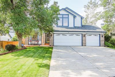 Highlands Ranch Single Family Home Under Contract: 7168 Concord Place