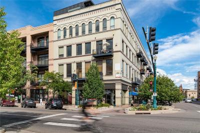 Colorado Springs Condo/Townhouse Active: 101 North Tejon Street #310