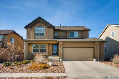 Colorado Springs Single Family Home Active: 5780 Revelstoke Drive