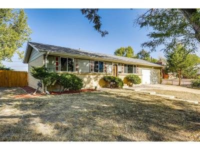 Arapahoe County Single Family Home Active: 15393 East 10th Avenue