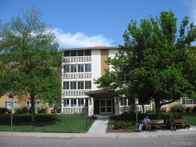Denver Condo/Townhouse Active: 9385 East Center Avenue #12B