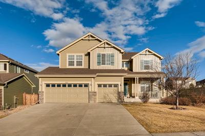 Parker Single Family Home Under Contract: 11698 South Tumble Brush Street