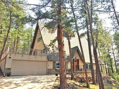 Palmer Lake Single Family Home Active: 18704 Rockbrook Road