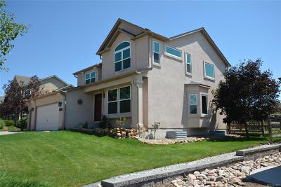Monument Single Family Home Active: 15635 Split Creek Drive
