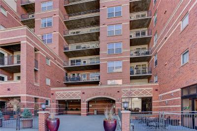 Denver Condo/Townhouse Active: 1975 North Grant Street #325