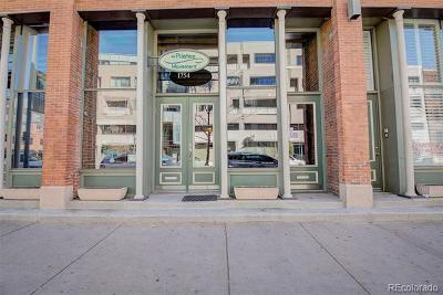 Condo/Townhouse Active: 1752 Blake Street