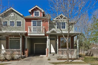 Longmont Condo/Townhouse Under Contract: 818 South Terry Street #77