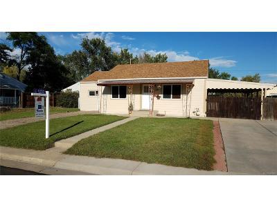 Wheat Ridge CO Single Family Home Active: $299,900