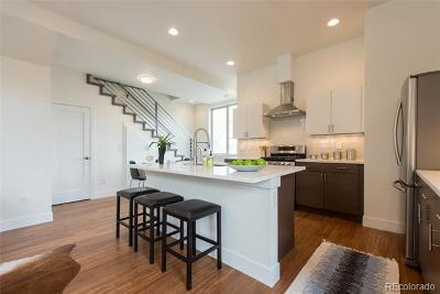Denver Condo/Townhouse Under Contract: 1216 Perry Street