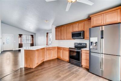 Fort Lupton Single Family Home Under Contract: 1058 Cottonwood Avenue