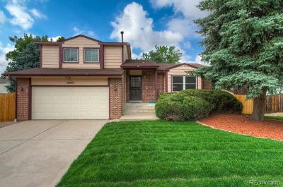 Denver Single Family Home Under Contract: 19055 East 45th Avenue