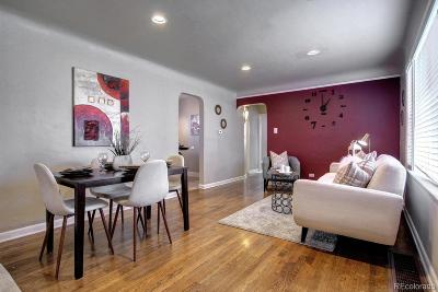Englewood Single Family Home Under Contract: 4680 South Cherokee Street