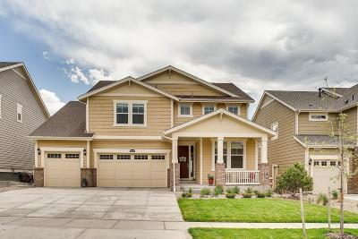 Arvada Single Family Home Active: 18850 West 85th Drive