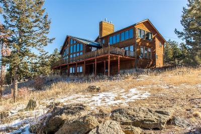 Evergreen Single Family Home Active: 8485 Armadillo Trail