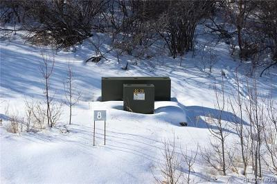 Residential Lots & Land Active: 14600 Talon Ridge Drive
