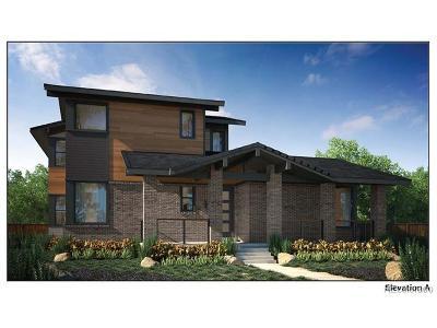 Denver Single Family Home Active: 6122 Akron Street