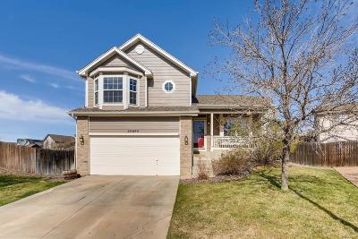 Aurora CO Single Family Home Active: $359,000