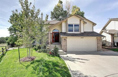 Broomfield Single Family Home Active: 13355 Fawn Court