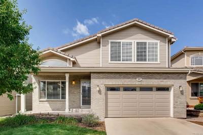 Highlands Ranch Single Family Home Active: 4890 Fenwood Drive