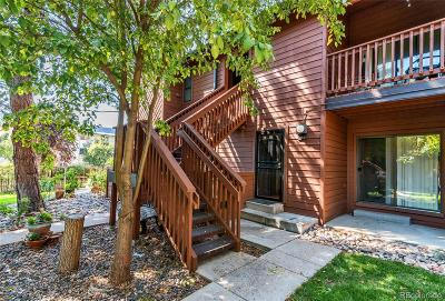Denver Condo/Townhouse Active: 540 South Forest Street #6-203