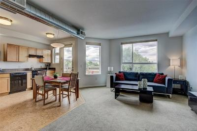 Boulder Condo/Townhouse Under Contract: 2850 East College Avenue #303
