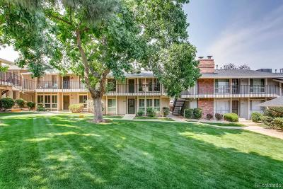 Condo/Townhouse Under Contract: 6495 East Happy Canyon Road #151