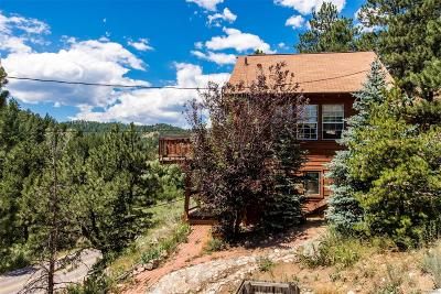 Evergreen Single Family Home Under Contract: 25799 Highway 74