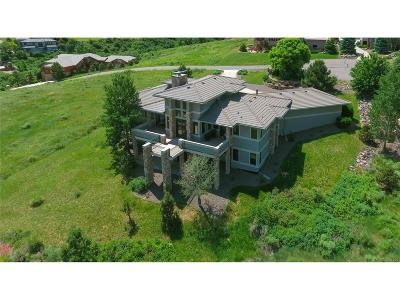 Littleton Single Family Home Active: 11199 West Lookout Run