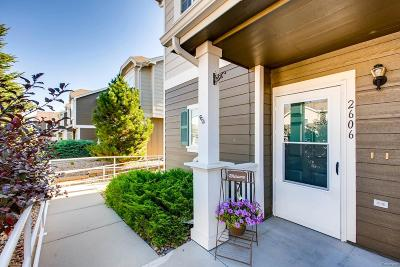 Commerce City Condo/Townhouse Active: 14700 East 104th Avenue #2606
