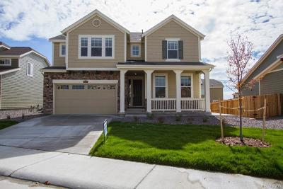 Amber Creek Single Family Home Under Contract: 6730 East 135th Lane