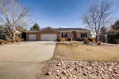 Colorado Springs Single Family Home Active: 14155 Candlewood Court