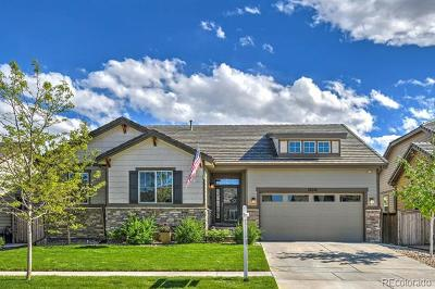 Commerce City Single Family Home Active: 15546 East 115th Place