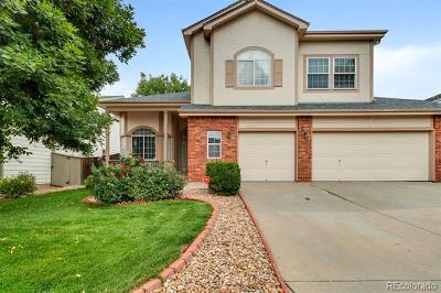 Northglenn Single Family Home Under Contract: 11186 Livingston Drive