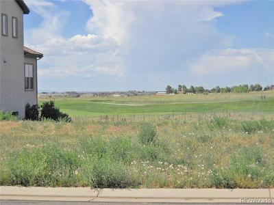 Commerce City Residential Lots & Land Under Contract: 16341 Fairway Drive