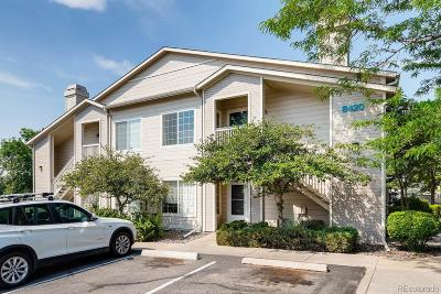 Highlands Ranch Condo/Townhouse Under Contract: 8420 Little Rock Way #203